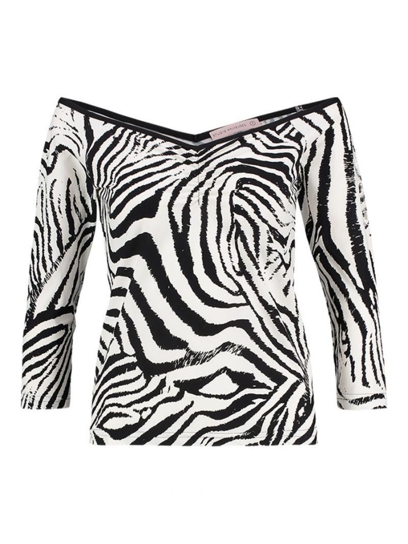 Zebra-Hemd V