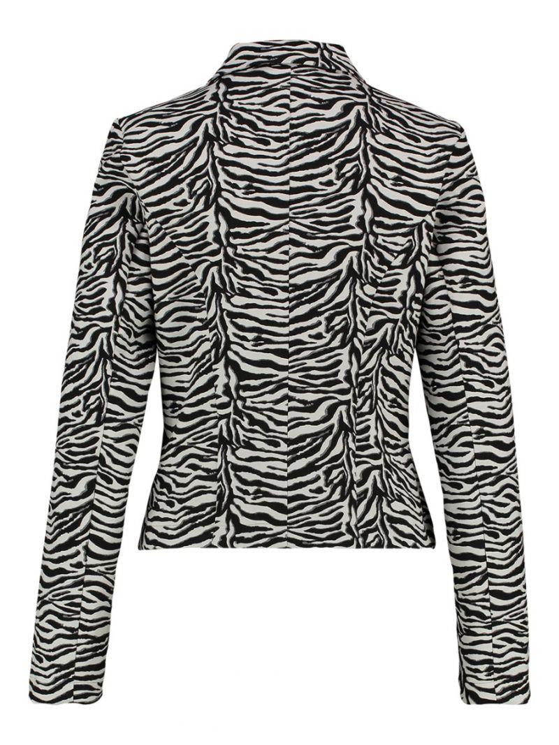 Reisen Zebra-Blazer