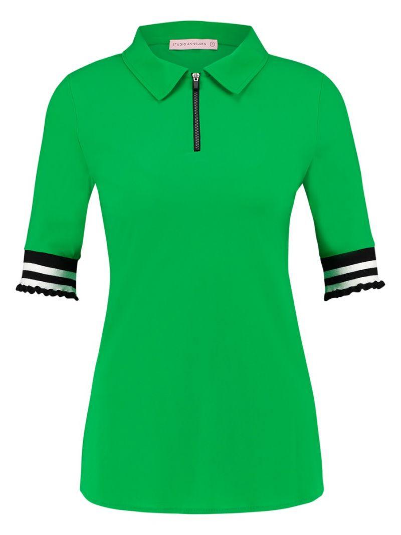Reise-Shirt Polo-Kragen