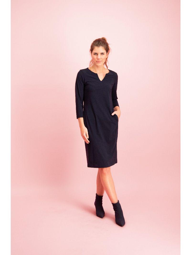 Reise-Kleid lm