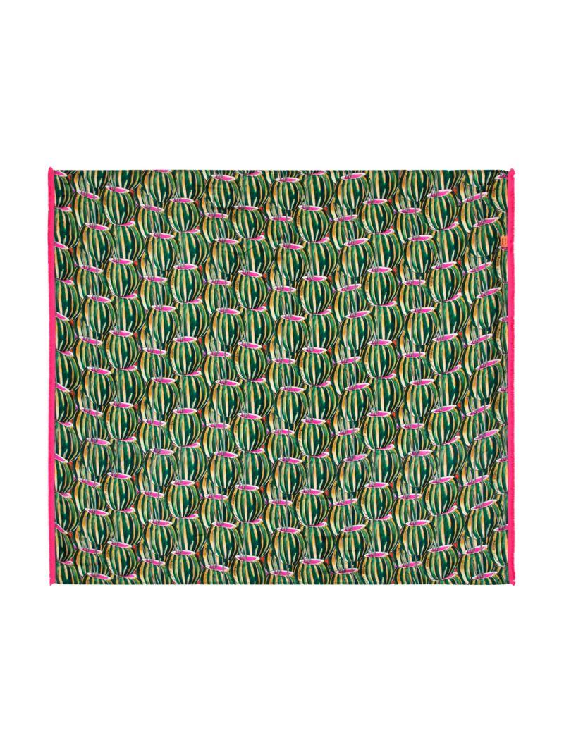 Wassermelonen-Schal