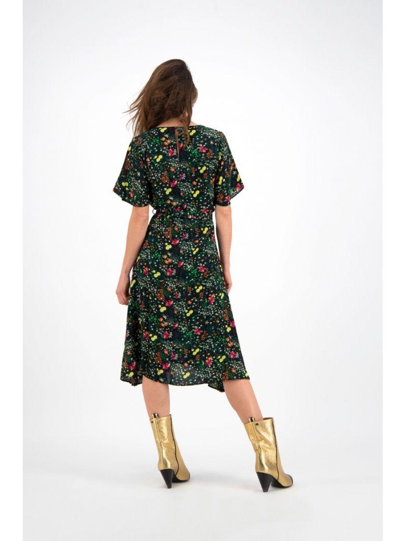 Blumen-Kleid