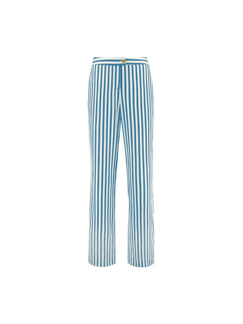Matrosen-Streifen-Hose