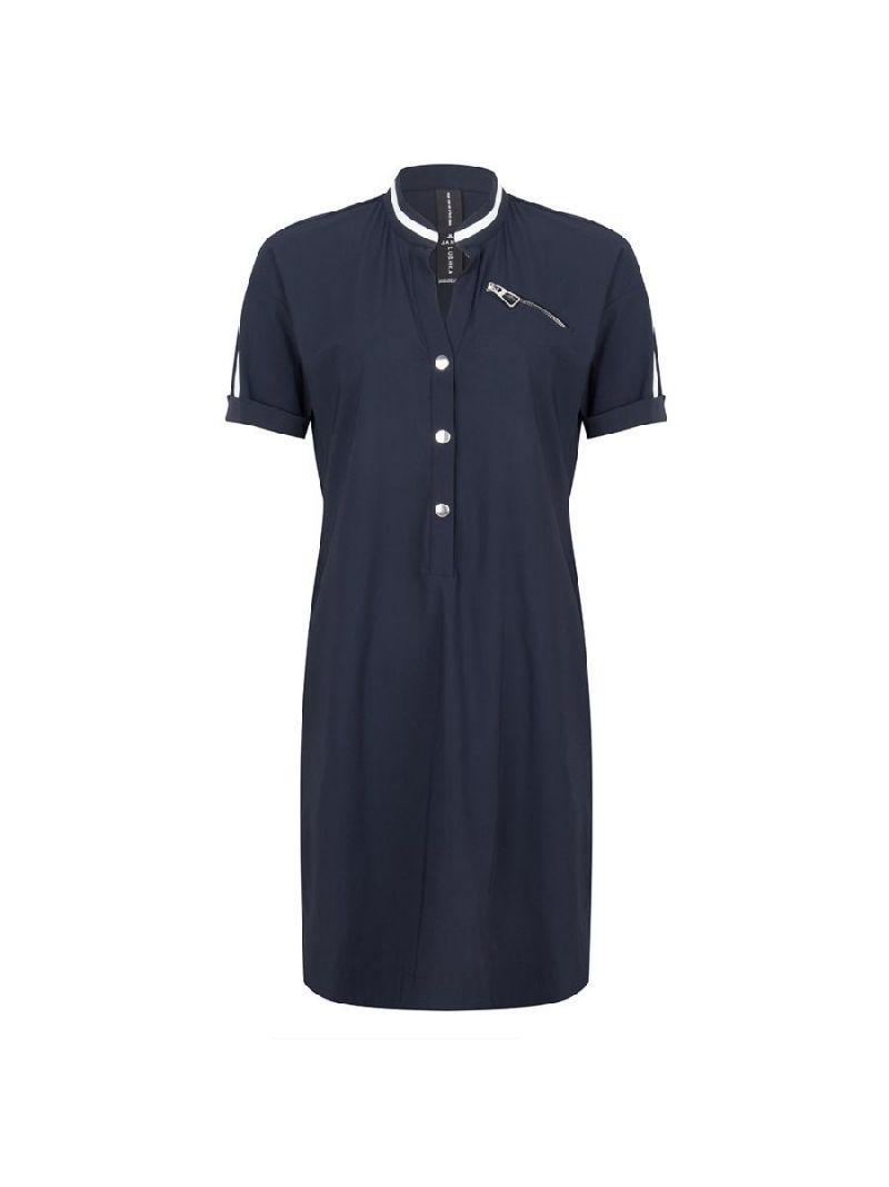 Reise-Kleid mit halben Ärmeln